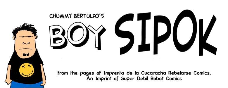 Boy Sipok Comics