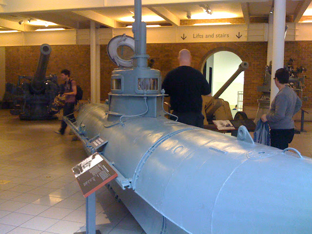Imperial+War+Museum+London+submarine