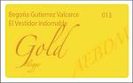 Carnet de Socia Gold de AEBDM