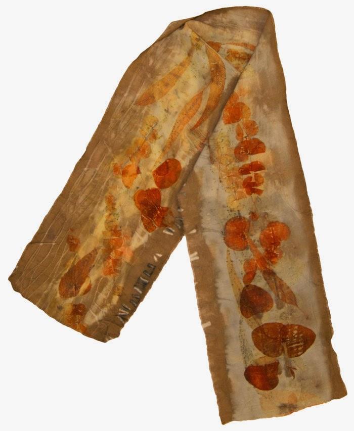 textile ideen eukalyptus auf wolle und welche rolle der stoffuntergrund beim drucken spielt. Black Bedroom Furniture Sets. Home Design Ideas