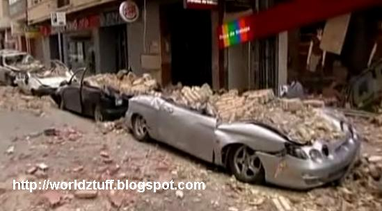 Spain Earthquake | Spain officials put earthquake death toll at 8