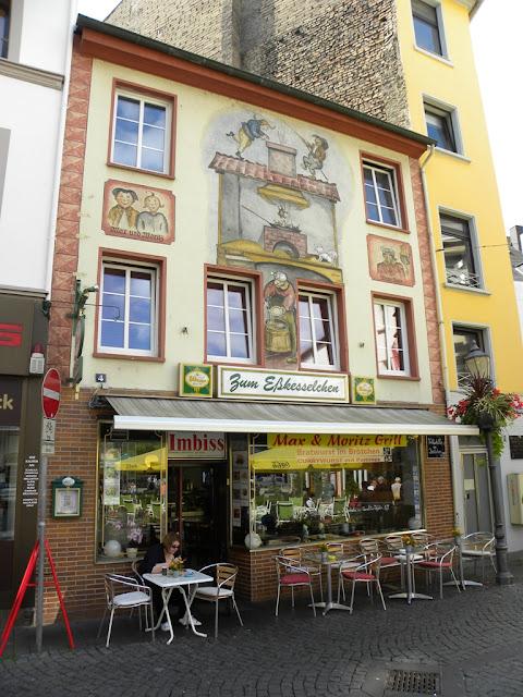 Shopping in Koblenz