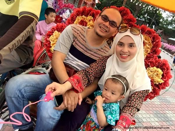 bercuti dgn keluarga ke bandaraya bersejarah melaka dgn family