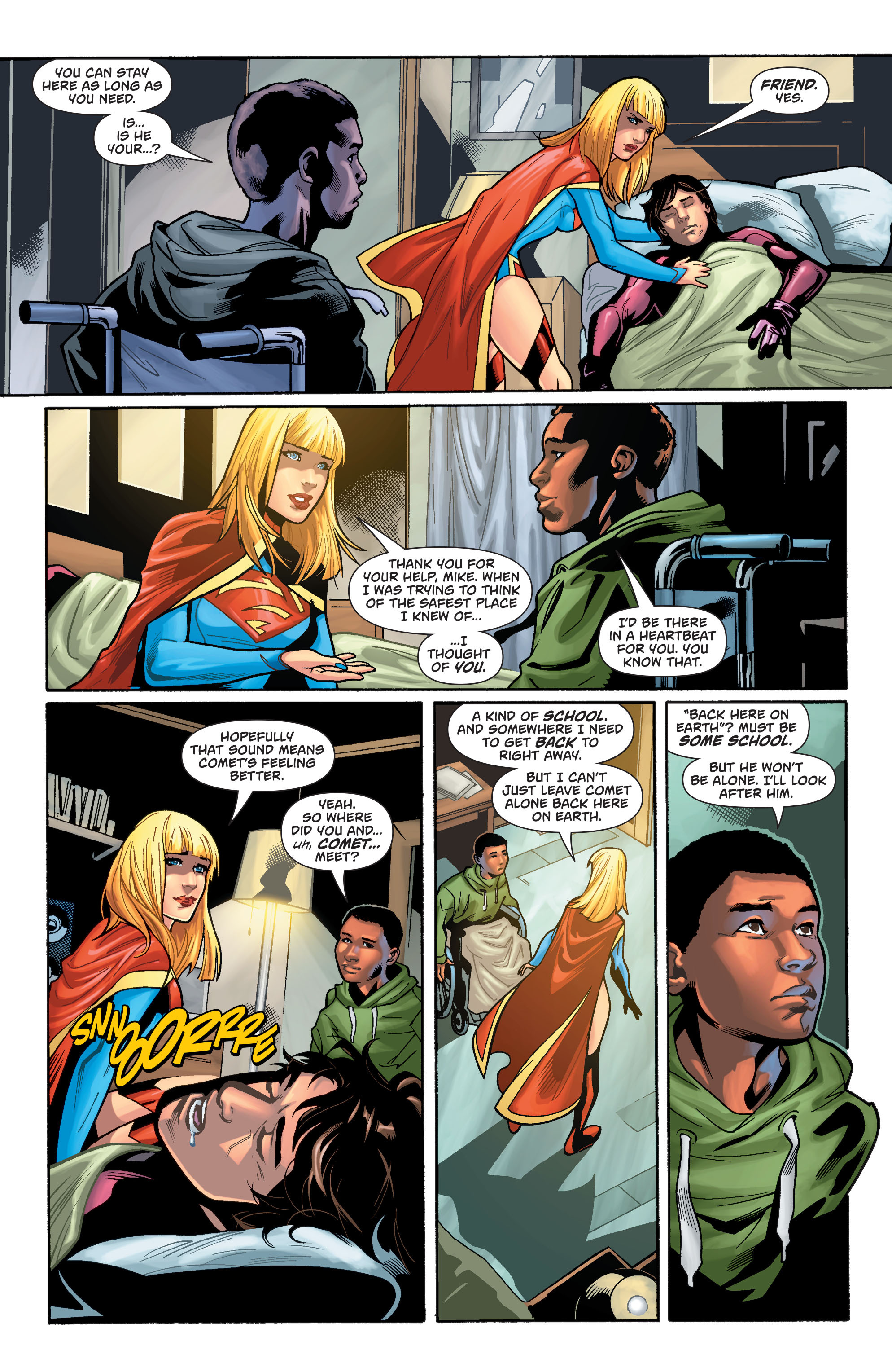 Supergirl (2011) Issue #39 #41 - English 10