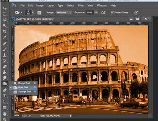 Cara Edit Foto Efek Malam Hari Buatan (Slow Speed)