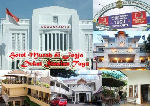 Hotel Murah Di Jogja Dekat Stasiun Tugu