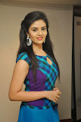 Sri Mukhi latest Photos at Muse Arts Gallery-thumbnail-19
