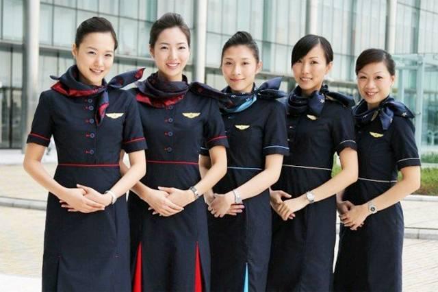 41HongKong252CHongKongAirlinesAirHostess - Air Hostess From Different Countries