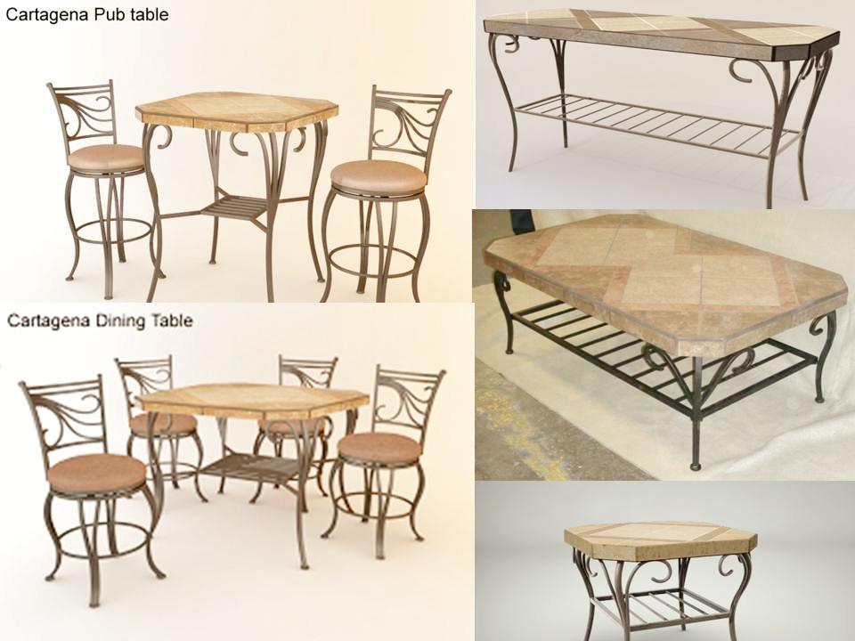 Garman bancos para barra de cocina y bar mesas cartagena - Bancos para la cocina ...