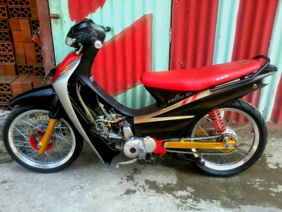 contoh motor modifikasi supra fit