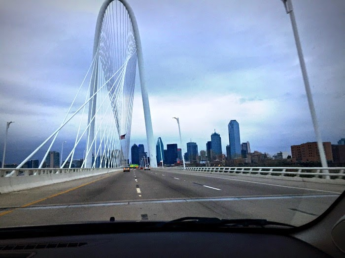 Dallas, Tx bridge