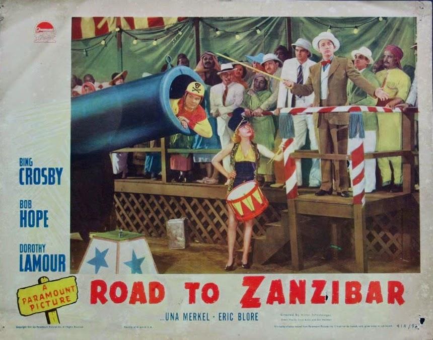 1941 road to zanzibar bob hope bing crosby