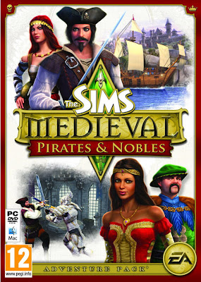 Download The Sims Medieval Pirates and Nobles RELOADED