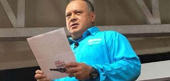 Cabello amenaza a quienes intenten asumir funciones como magistrados