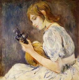 Berthe Morisot -The Mandolin