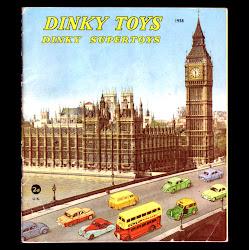 Dinky Catalogue 1958