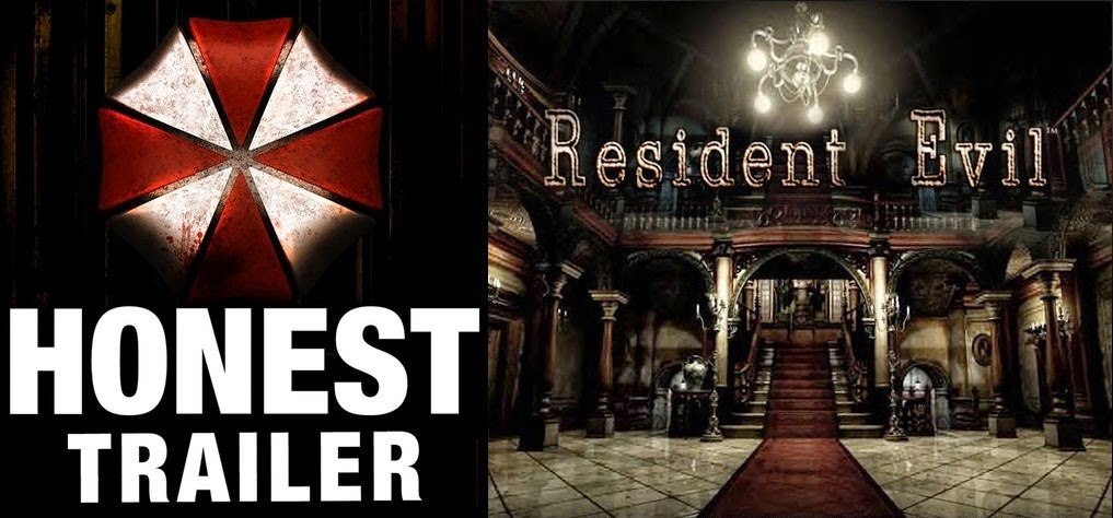Resident Evil HD Remaster - Honest Trailer
