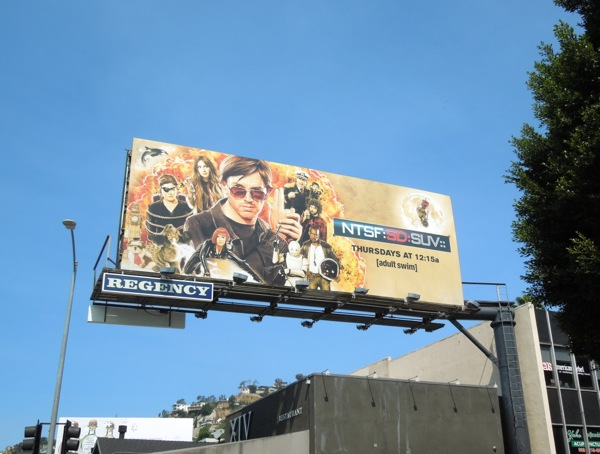 NTSFSDSUV season 3 billboard