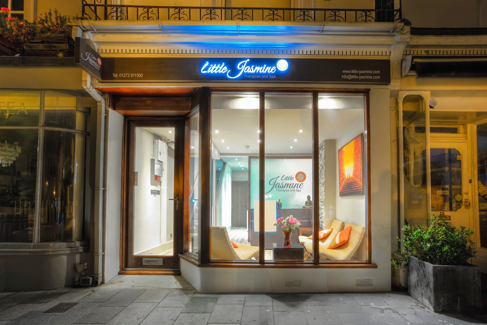 Little Jasmine Therapies and SPA Best day SPA in Brighton