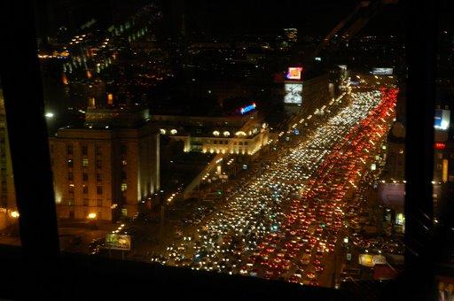 Foto-foto Kemacetan Semrawut Di Dunia [ www.BlogApaAja.com ]