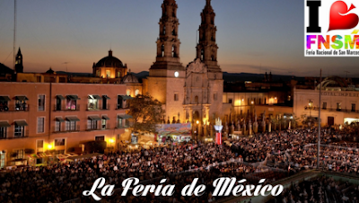 Diviértete en La Feria Nacional de San Marcos en Aguascalientes México