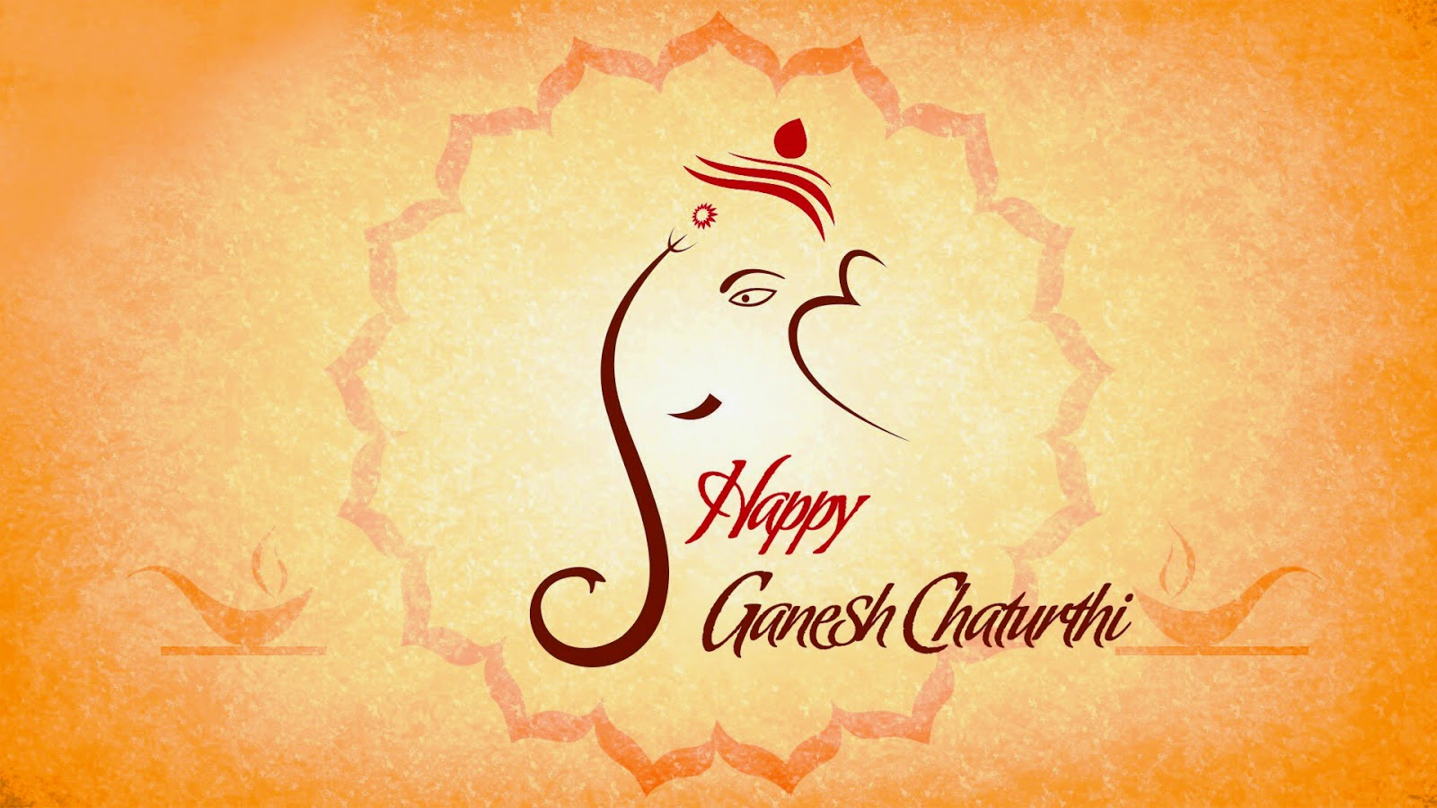 Happy Ganesh Chaturthi 2016 Wallpapers