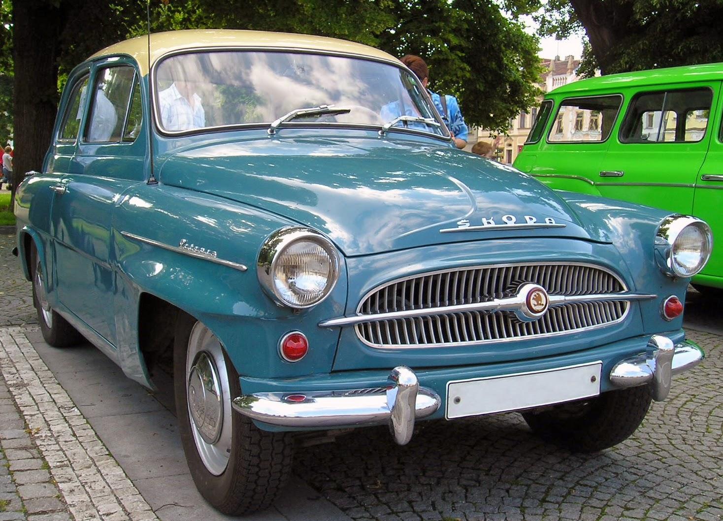 Škoda Octavia (1959–71)