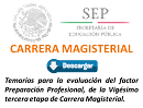 Cerrera Magisterial Factor Aprovechamiento 2013-2014