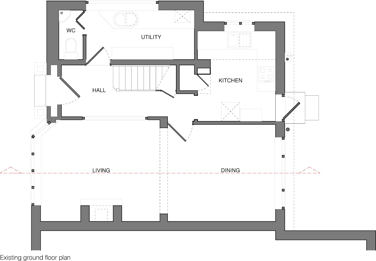 architek10 eStudio: Kitchen Extension, Coulsdon