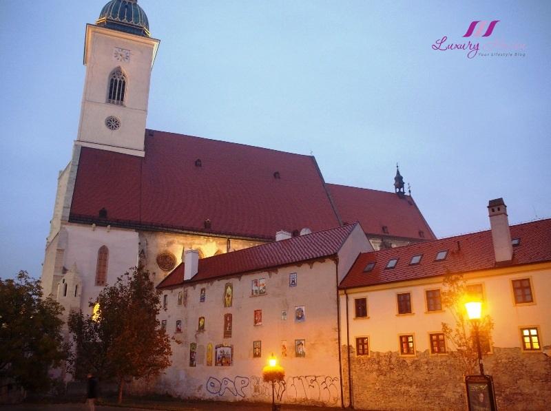 slovakia bratislava old town hall historical buildings