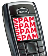 spam,SMS,short message service,cyber crime,kejahatan cyber