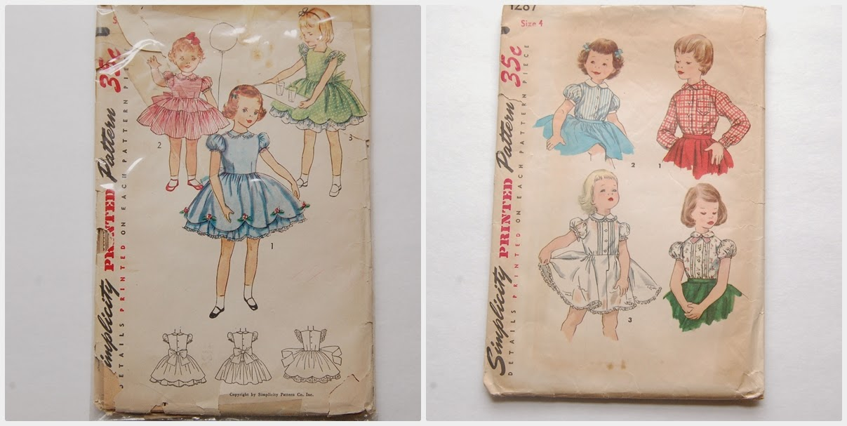 SewSweetStitches: Vintage Sewing Pattern Sale!