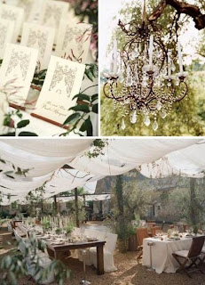 Simple Country Wedding Decorations