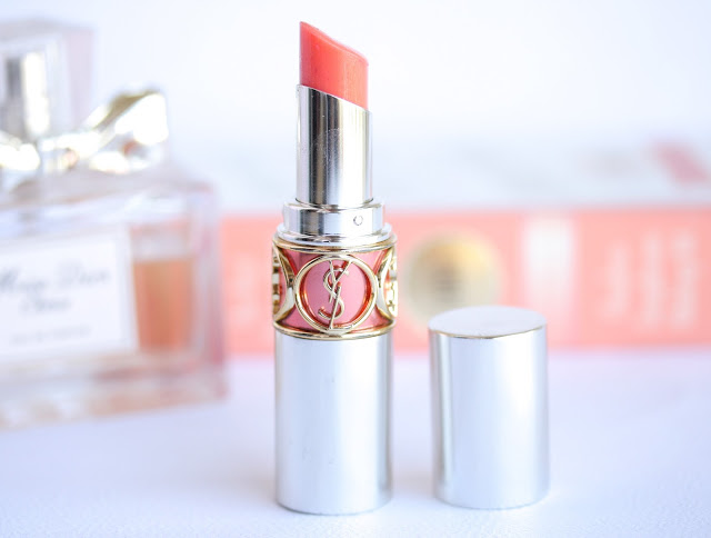 YSL Volupte Sheer Candy in 2 dewy papaya