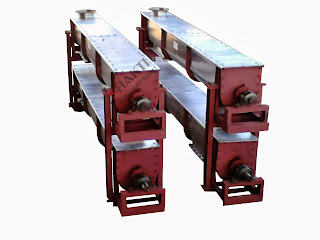 U Type of Screw Conveyor