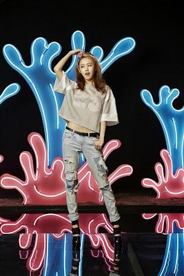 4minute Hyuna Jiyoon Gayoon Jihyun Sohyun Like Water Concept Photos