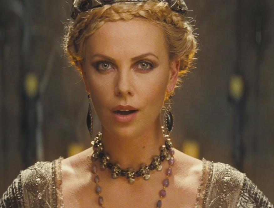 Charlize Theron Snow White Makeup FormidableArtistry: Ch...