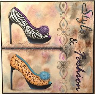 Style & Fashion Pattern Packet