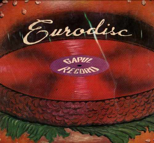 Gapul Eurodisc Re-Edit CD 2002