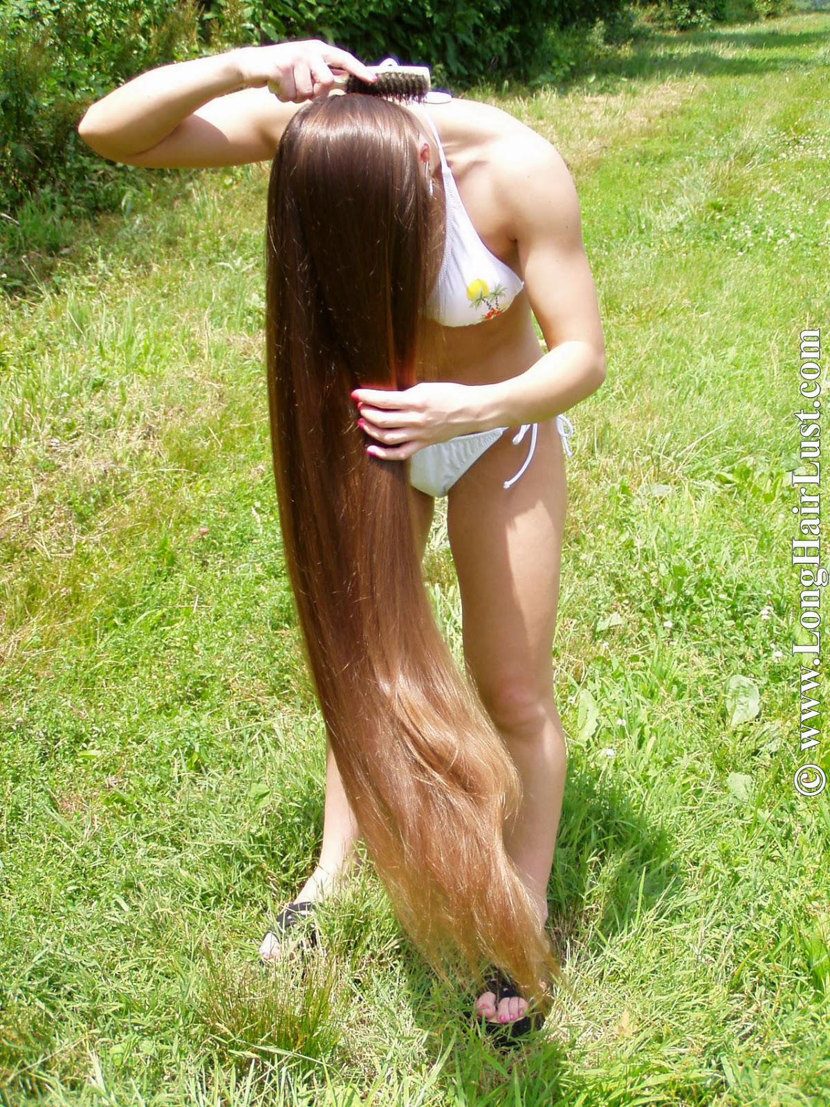 long haired women hall of fame bj