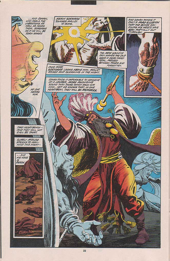 Conan the Barbarian (1970) Issue #263 #275 - English 16