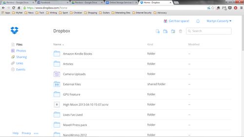 Kelebihan dan Kekurangan Dropbox
