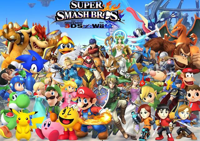 Tendremos un nuevo directo de Super Smash Bros. 1