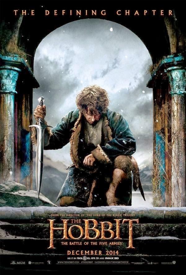 El 17 de diciembre se estrenará El Hobbit, la batalla de los cinco ejércitos