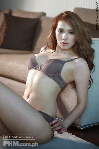 Aiko Climaco bikini gray