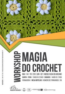 Workshop de crochet - Maio 2016
