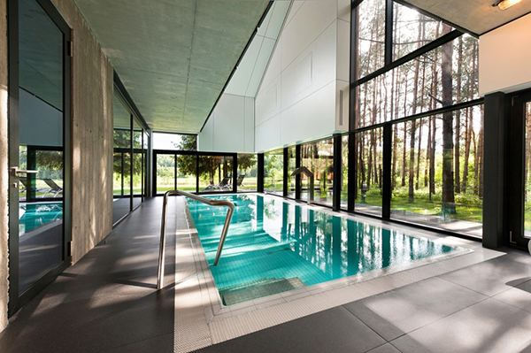 Lithuania new luxury home