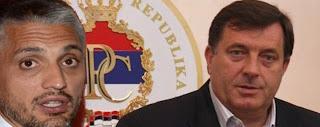 Милорад Додик и Чеда Јовановић