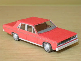 Plymouth Valiant   esc 1:24 / 1:50