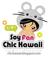 YO SOY FAN CHIC KAWAII